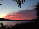 2007_0909_Red Sunrise