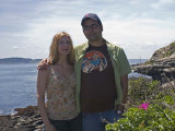 Kirsten & Derek at Portland State Park