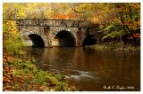 * Autumn Colors at Pidcock Stone Bridge- Stolen