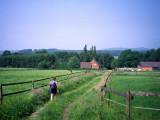 Through the countryside