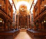 Chapel at back of Basilica
