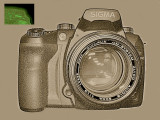 50mm f1.2 - gold