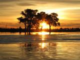 Chobe River sunset 3 - Chobe N.P.JPG