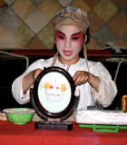 Make-up for Peking Opera