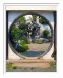 Garden of the Master of the Nets - Circular Entrance 1