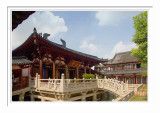 Hanshan Temple - Opposite The Pagoda