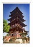 Hanshan Temple - The Pagoda