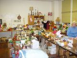 THE TRASH AND TREASURES OF THE THRIFTY SALE ROOM