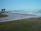 THE BEACH AT HONEYMOON ISLAND WAS INCREDIBLE