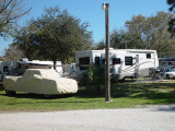 WE HAD SO MUCH ROOM AT OUR SITE IN TAMPA -ROOM FOR TRUCK UNDER COVER AND CAR AND MORE