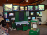 THE VISITOR'S CENTER FOR GROS MORNE PARK IS AT ROCKY HARBOR OUR HOME BASE