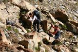 Rocky Climb