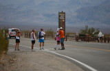 Stovepipe Wells, about 42 miles