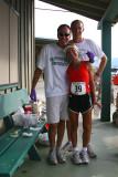 Lisa's research buddy, Jeff Lynn & Andy Jacobson