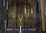 inside Mikhailovsky monastery