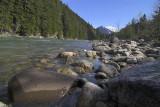 Big Laba river (Caucasus)
