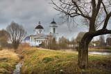 Mikhailovskoe Temple