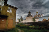 Kremlin alter view