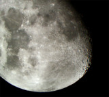 Moon - with Nokia N93