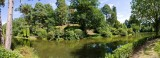 Leonardslee Gardens middle lake, Aug 07