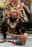 Pemaksan Barong Dance at Batu Bulan