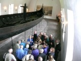 Our Group Learns about Gokstad Ship (AD 900)