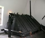 Viking Ship Burial Chamber