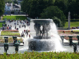 The Fountain and Park