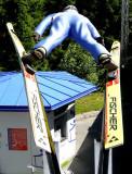 Ski Jumper's Perspective
