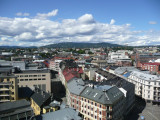 Hotel Room View of Oslo