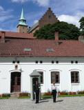 HMKG Royal Guard at Akershus