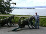 Bill at Akershus