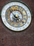 Oslo City Hall Clock