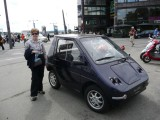 Kewet 'buddy' Norwegian-made Electric Car