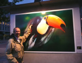 Bill with Toucan