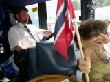 Gert-Olav (driver) and Dashboard Troll