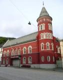 Old Bergen Fire Station