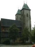 St Mary Church (12th Century) Bergen