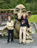 Troll Encounter on Mt Floien