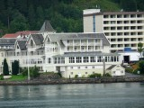 Kvikne's Hotel (19th Century) on Sogne Fjord