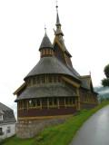 Back of St Olav's