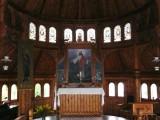 Inside St Olav's