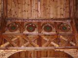 Woodwork in St Olav's