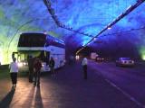 Rest Stop Inside Laerdals Tunnel