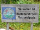 Jostedal Glacier Park