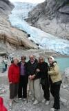 Jabe with June, Joy, Pat, Susan