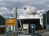 Geiranger Fjord Ferry
