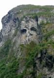 Troll Hiding in the Rocks