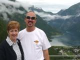 Geiranger Fjord Scenic Overlook