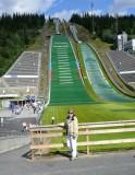 'Olympiapark' Ski Jump